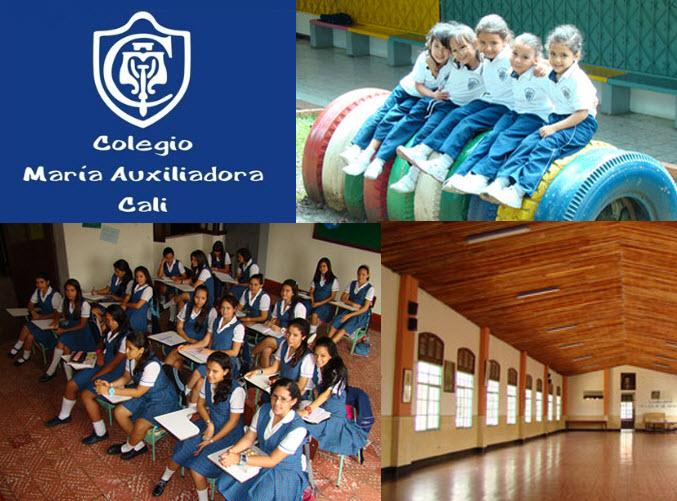 Colegio Maria Auxiliadora - cali