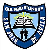 Colegio Bilingue San Juan de Avila escudo