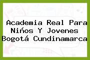 Academia Real Para Niños Y Jovenes Bogotá Cundinamarca