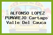 Alfonso Lopez Pumarejo Cartago Valle Del Cauca