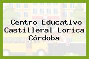 Centro Educativo Castilleral Lorica Córdoba