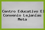 Centro Educativo El Convenio Lejanías Meta