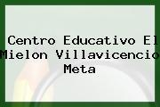 Centro Educativo El Mielon Villavicencio Meta
