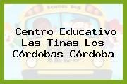 Centro Educativo Las Tinas Los Córdobas Córdoba