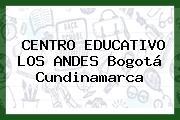 Centro Educativo Los Andes Bogotá Cundinamarca