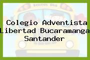 Colegio Adventista Libertad Bucaramanga Santander