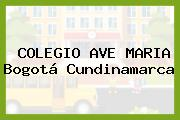 Colegio Ave Maria Bogotá Cundinamarca