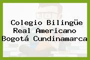 Colegio Bilingüe Real Americano Bogotá Cundinamarca