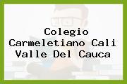 Colegio Carmeletiano Cali Valle Del Cauca