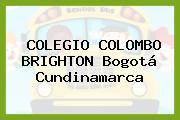 Colegio Colombo Brighton Bogotá Cundinamarca