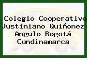 Colegio Cooperativo Justiniano Quiñonez Angulo Bogotá Cundinamarca