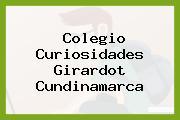 Colegio Curiosidades Girardot Cundinamarca