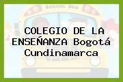 Colegio De La Enseñanza Bogotá Cundinamarca