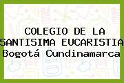 Colegio De La Santisima Eucaristia Bogotá Cundinamarca