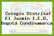 Colegio Distrital El Jazmín I.E.D. Bogotá Cundinamarca