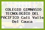 Colegio Gimnasio Tecnológico Del Pacífico Cali Valle Del Cauca