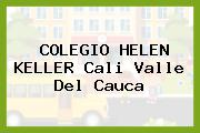 Colegio Helen Keller Cali Valle Del Cauca
