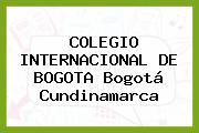 Colegio Internacional De Bogotá Bogotá Cundinamarca