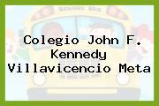 Colegio John F. Kennedy Villavicencio Meta