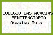 COLEGIO LAS ACACIAS - PENITENCIARIA Acacías Meta