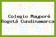 COLEGIO MAYPORE Bogotá Cundinamarca