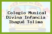 Colegio Musical Divina Infancia Ibagué Tolima
