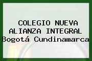 Colegio Nueva Alianza Integral Bogotá Cundinamarca