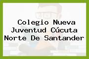 Colegio Nueva Juventud Cúcuta Norte De Santander