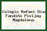 Colegio Rafael Diaz Fandiño Pivijay Magdalena