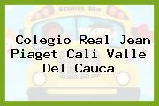 Colegio Real Jean Piaget Cali Valle Del Cauca
