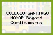 Colegio Santiago Mayor Bogotá Cundinamarca