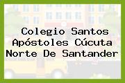 Colegio Santos Apóstoles Cúcuta Norte De Santander