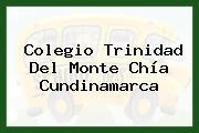Colegio Trinidad Del Monte Chía Cundinamarca