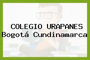 COLEGIO URAPANES Bogotá Cundinamarca