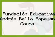 Fundación Educativa Andrés Bello Popayán Cauca