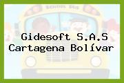 Gidesoft S.A.S Cartagena Bolívar