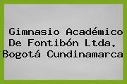Gimnasio Académico De Fontibón Ltda. Bogotá Cundinamarca