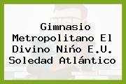 Gimnasio Metropolitano El Divino Niño E.U. Soledad Atlántico