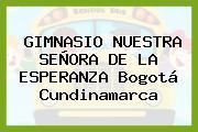 Gimnasio Nuestra Señora De La Esperanza Bogotá Cundinamarca