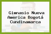 Gimnasio Nueva America Bogotá Cundinamarca