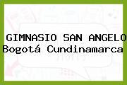 Gimnasio San Angelo Bogotá Cundinamarca