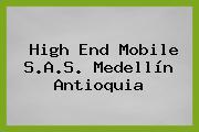 High End Mobile S.A.S. Medellín Antioquia