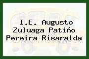 I.E. Augusto Zuluaga Patiño Pereira Risaralda
