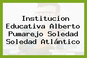Institucion Educativa Alberto Pumarejo Soledad Soledad Atlántico