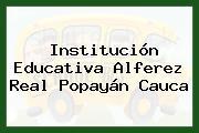 Institución Educativa Alferez Real Popayán Cauca