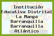 Institución Educativa Distrital La Manga Barranquilla Barranquilla Atlántico