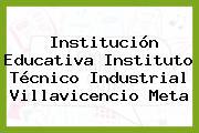 Institución Educativa Instituto Técnico Industrial Villavicencio Meta