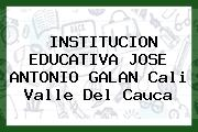 Institucion Educativa Jose Antonio Galan Cali Valle Del Cauca