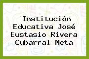 Institución Educativa José Eustasio Rivera Cubarral Meta