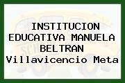 Institución Educativa Manuela Beltrán.. Villavicencio Meta